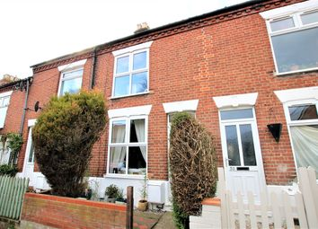 Thumbnail 2 bed terraced house for sale in Morley Street, Norwich