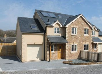 Thumbnail 4 bed semi-detached house for sale in Gorsley, Ross-On-Wye