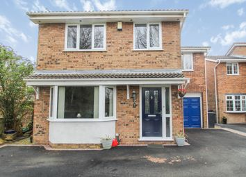Thumbnail 5 bed detached house for sale in Cardigan Close, Callands, Warrington