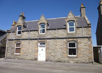 Thumbnail 4 bed detached house for sale in James Street, Buckie
