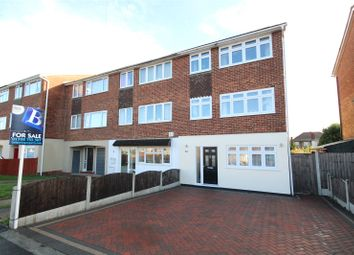Thumbnail 4 bed end terrace house for sale in Charlotte Gardens, Collier Row