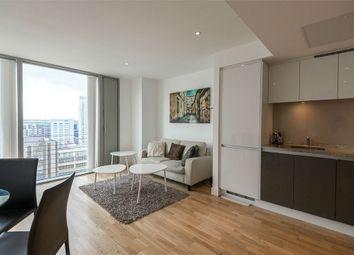 Thumbnail 1 bed flat for sale in Landmark East Tower, 24 Marsh Wall, London