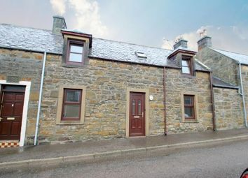 Thumbnail 2 bed terraced house to rent in Dunbar Street, Burghead, Elgin