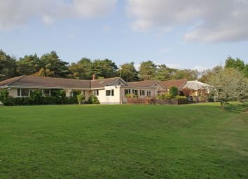 Thumbnail 5 bed bungalow for sale in Kennford, Exeter