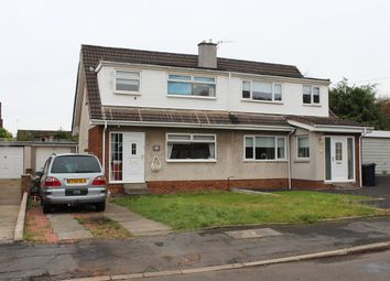 Thumbnail 3 bed semi-detached house for sale in 24 Asquith Place, Bellshill