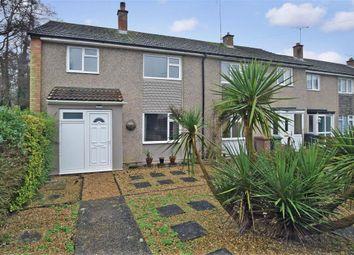 Thumbnail 3 bed end terrace house for sale in Nine Acres, Kennington, Ashford, Kent