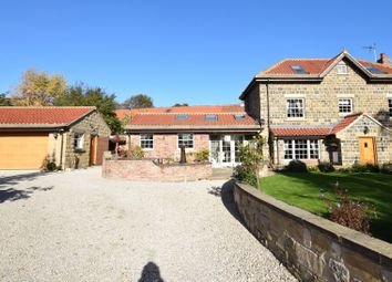 Thumbnail 5 bed detached house for sale in Hundhill, East Hardwick, Pontefract