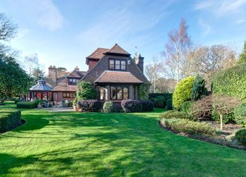 Thumbnail 4 bed detached house for sale in Warren Cutting, Coombe, Kingston Upon Thames