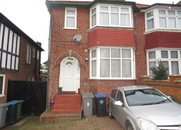 Thumbnail 3 bed semi-detached house for sale in Coniston Gardens, Kingsbury, London