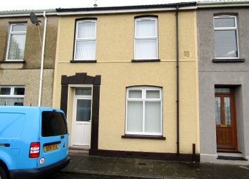 3 bed terraced house for sale in New Dock Street, Llanelli, Carmarthenshire. SA15