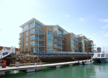 Thumbnail 2 bed flat for sale in Gosport Marina, Mumby Road, Gosport