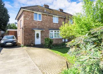 Thumbnail 3 bed semi-detached house for sale in Manor Gardens, Cambridge Street, St. Neots