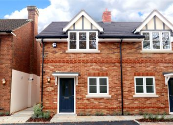 Thumbnail 2 bed semi-detached house for sale in Maxwell Road, Beaconsfield