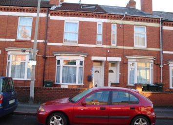 Thumbnail 5 bed terraced house to rent in Gulson Road, Stoke, Coventry