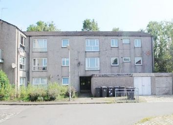 Thumbnail 3 bed flat for sale in 142, Hazel Road, Abronhill, Cumbernauld G673Bs