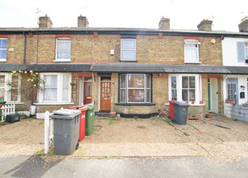 Thumbnail 2 bed end terrace house for sale in Montague Road, Slough