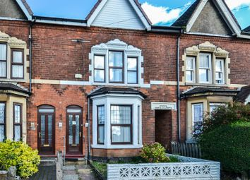 Thumbnail 3 bed terraced house to rent in Franklin Road, Bournville, Birmingham