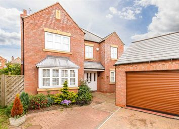 Thumbnail 4 bed detached house for sale in The Granary, Scotter, Gainsborough