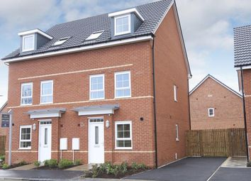 "Thumbnail 3 bedroom end terrace house for sale in ""Norbury"" at Red Lodge Link Road, Red Lodge, Bury St. Edmunds"