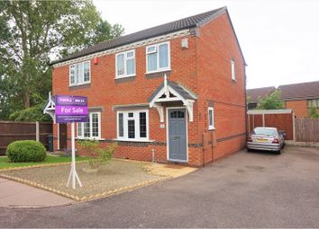 Thumbnail 2 bedroom semi-detached house for sale in Woodruff Way, Walsall