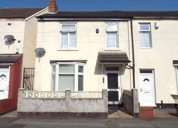 Thumbnail 4 bedroom terraced house for sale in Bryne Road, Blakenhall