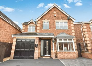 Thumbnail 4 bed detached house to rent in Muirfield Drive, Wakefield