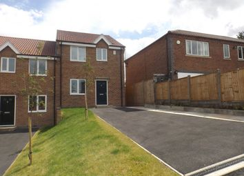 Thumbnail 3 bedroom semi-detached house to rent in Mount Pleasant, Carlton, Nottingham