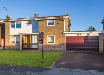 Thumbnail 4 bed detached house to rent in Spring Walk, Brayton, Selby