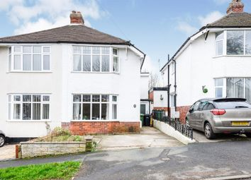 Thumbnail 3 bed semi-detached house for sale in White Horse Square, Hereford