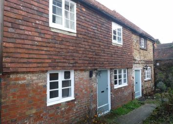 Thumbnail 2 bed property to rent in The Green, High Street, Brasted, Westerham