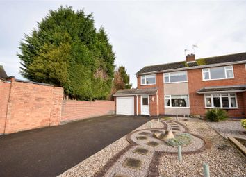 Thumbnail 3 bed semi-detached house for sale in Belton Street, Shepshed, Loughborough