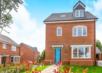 Thumbnail 4 bedroom detached house for sale in Booth Lane South, Abington, Northampton