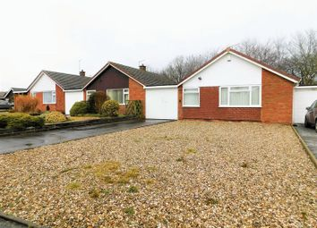 Thumbnail 2 bed detached bungalow for sale in Holly Drive, Walton On The Hill, Stafford