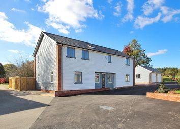 Thumbnail 5 bed detached house for sale in Little Dale Farm, Colliers Green, Cranbrook, Kent