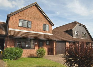 Thumbnail 3 bed link-detached house to rent in Shireway Close, Folkestone