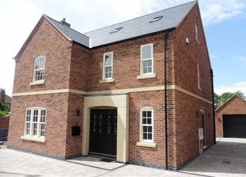 Thumbnail 5 bedroom detached house for sale in Leicester Road, Hinckley