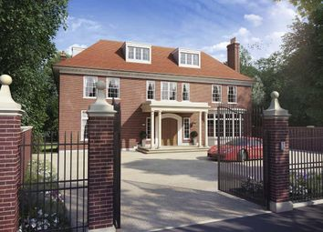 Thumbnail 9 bed detached house for sale in The Bishops Avenue, London