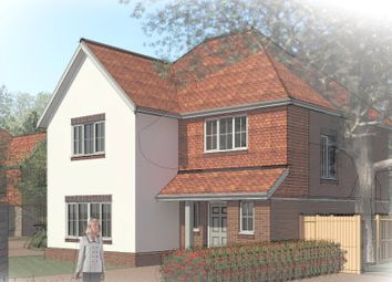 Thumbnail 4 bed detached house for sale in Campbell Close, Hookwood, Horley, Surrey