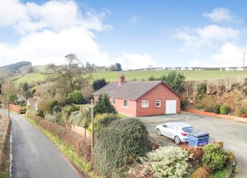 Thumbnail 2 bed bungalow for sale in Pentre Llifior, Berriew, Welshpool, Powys