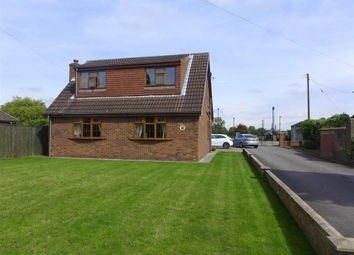 Thumbnail 3 bed equestrian property for sale in Top Road, North Killingholme