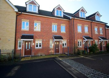 Thumbnail 3 bed town house to rent in Grevillea Avenue, Titchfield, Fareham