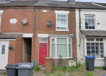 Thumbnail 2 bedroom town house for sale in Clarence Road, Hinckley