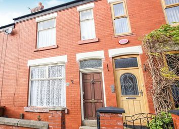 Thumbnail 3 bedroom terraced house for sale in Lowfield Road, Stockport