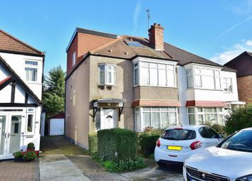 Thumbnail 5 bedroom semi-detached house for sale in Oldborough Road, Wembley, Middlesex
