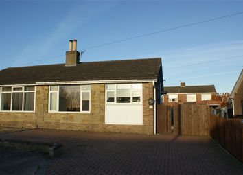 Thumbnail 2 bedroom semi-detached bungalow for sale in St Abbs Walk, Wibsey, West Yorkshire