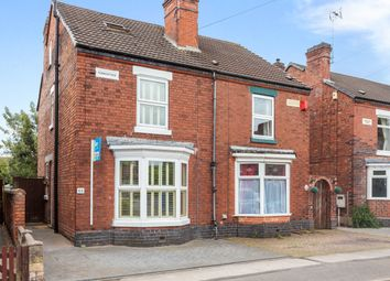 Thumbnail 4 bed semi-detached house for sale in Outwoods Street, Burton-On-Trent