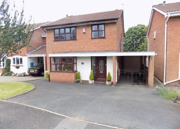 Thumbnail 4 bedroom property for sale in Dudley, West Midlands