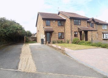 Thumbnail 3 bed end terrace house for sale in Snowdon Close, Eastbourne