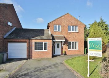 Thumbnail 3 bed detached house for sale in Chippenham Avenue, Greasby, Wirral