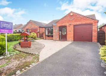 Thumbnail 2 bed detached bungalow for sale in Daniel Gardens, Heighington